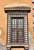 Рим окно — Стоковое фото