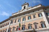 意大利的议会 — 图库照片