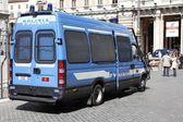 Włoska policja — Zdjęcie stockowe