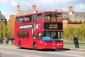 Doubledecker in London — Stock Photo
