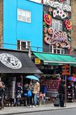 Camden Town — Stock Photo