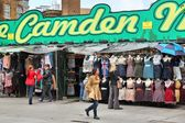 Camden market — Stock Photo
