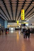 London Heathrow airport — Stockfoto