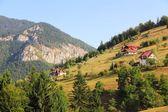 Romania mountains — Stock Photo