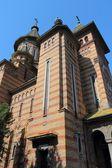 Timisoara Cathedral, Romania — Stock Photo
