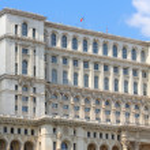Romania - Bucharest — Stock Photo