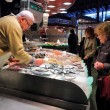 Stock Photo: Boqueria market