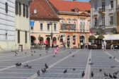 Romania - Brasov — Stock Photo