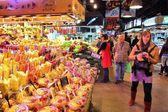 αγορά της βαρκελώνης — Φωτογραφία Αρχείου