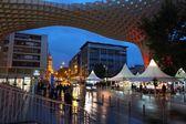 Metropol Parasol, Seville — Stock Photo