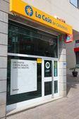 La Caja De Canarias - Bankia group — Stock Photo