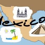 ������, ������: Mexico