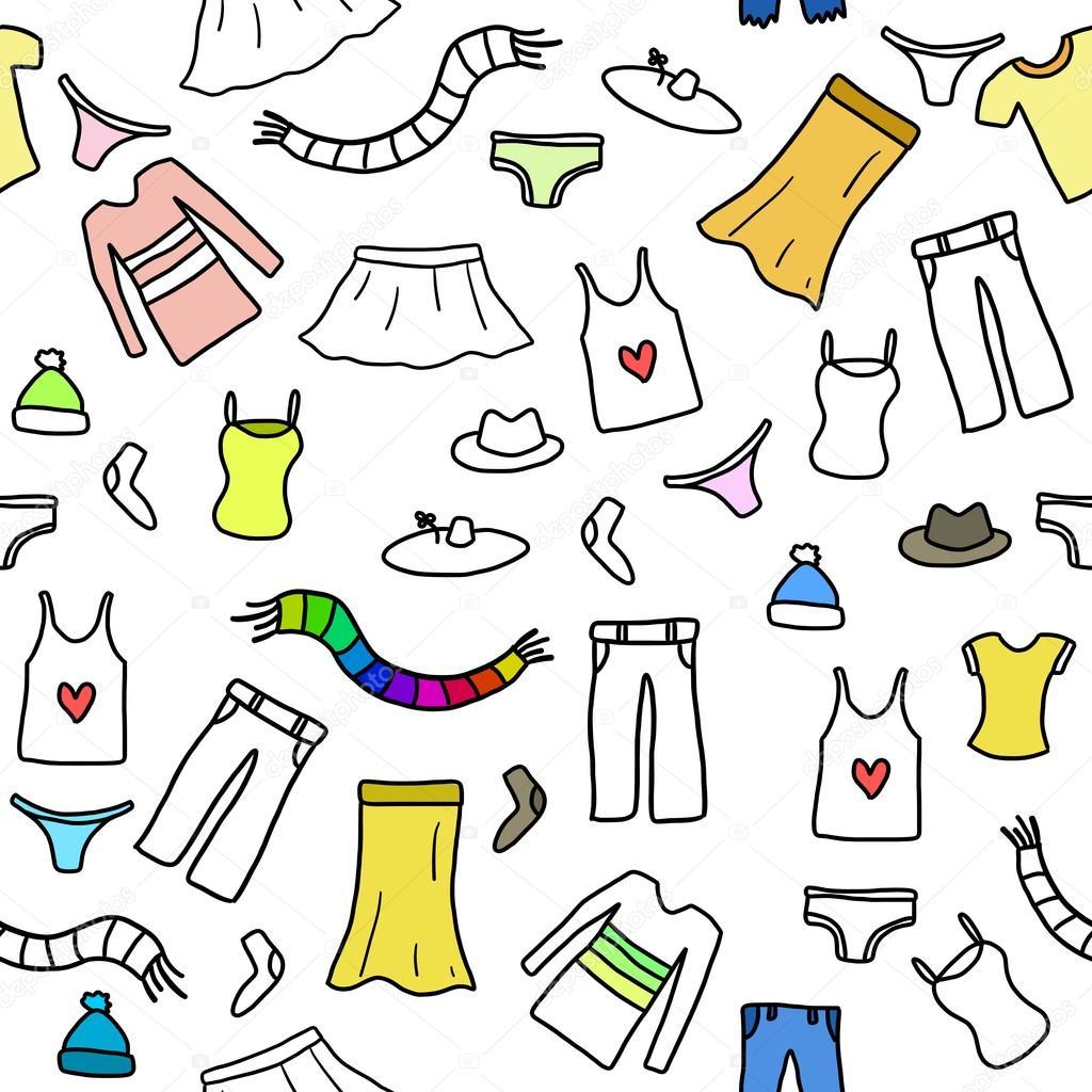 时尚纹理 — 图库矢量图像08
