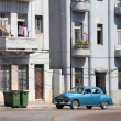 Old car in Cuba — Stock Photo #30311983