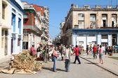 Market in Cuba — Stock Photo