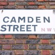 Stock Photo: Camden Street