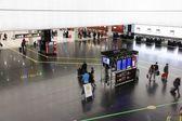 Airport in Barcelona, Spain — Stock Photo