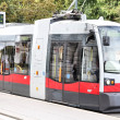 Stock Photo: Public transportation in Austria