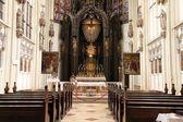 Vienna church — Stock Photo