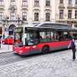 Stock Photo: Vienncity bus