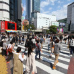 Постер, плакат: Tokyo Hachiko crossing