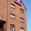 Stock Photo: Premier Inn hotel