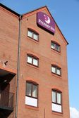 Premier Inn hotel — Stock Photo