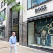 Hugo Boss store — Stock Photo