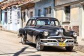 Oldtimer in Cuba — Stock Photo
