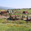 Stock Photo: Steamboat Springs