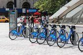 Bicicletas nueva york — Foto de Stock