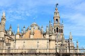 Seville cathedral — Photo