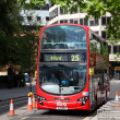 Постер, плакат: London doubledecker