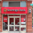 Sovereign Bank — Stock Photo