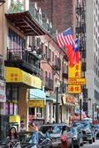 Boston Chinatown — Stock Photo