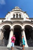 Bulgaria - Sofia — Stock Photo