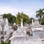 Santiago de Cuba cemetery — Stock Photo #32621547