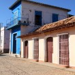 Stock Photo: Old town, Trinidad, Cuba