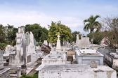 Santiago de Cuba cemetery — Stock Photo