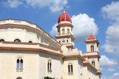 Famous basilica of El Cobre — Stock fotografie