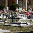 Campo Verano cemetery — Stock Photo #32751205