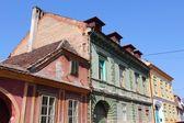 Old townhouses, Sibiu — Stock Photo