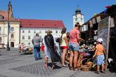 Romania - Sibiu — Stock Photo
