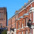 Stock Photo: Liverpool - city in Merseyside county of North West England