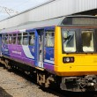 Northern Rail train — Stock Photo