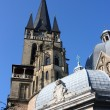 Aachen cathedral — Stock Photo #33535907