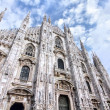 Milan Cathedral — Foto Stock