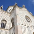 Famous landmark - Famedio chapel — Stockfoto