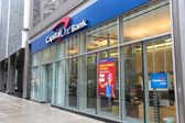 Capital One Bank — Stock Photo