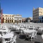 Havana - Plaza Vieja — Stock Photo #33796515